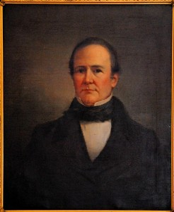 Samuel Williston in the 1840s (Courtesy Emily Williston Memorial Library and Museum)