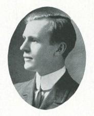 Architect James H. MacNaughton, class of 1909.