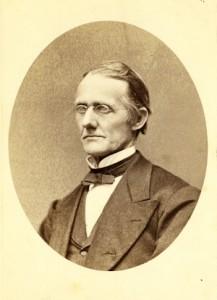Principal Marshall Henshaw (served 1863-1876)