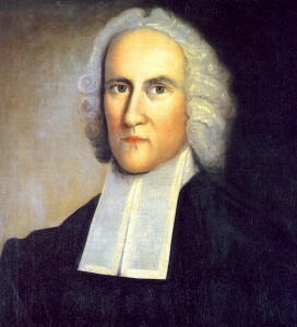 The Reverend Jonathan Edwards.