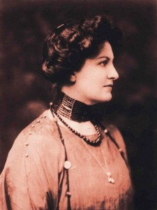 Alma Mahler, who has nothing at all to do with this post.