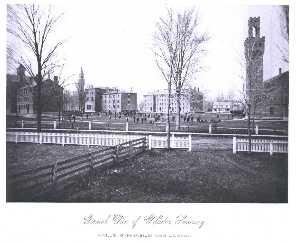 General View of Williston Seminary
