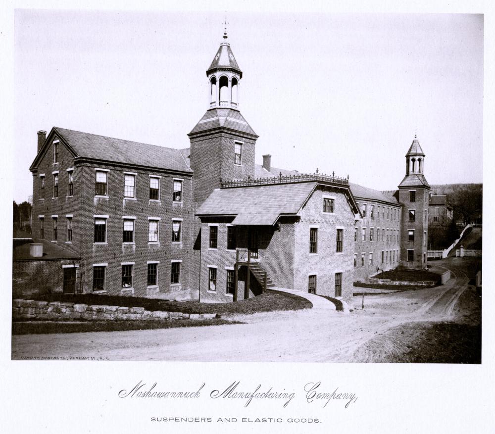 Nashawannuck Manufacturing Company