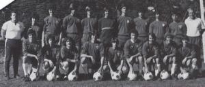 Boys Soccer 1978