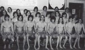 Boys Swimming 1974