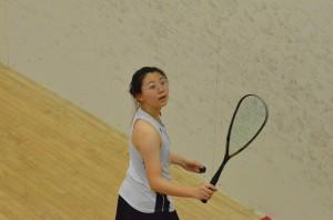 Girls V Squash vs. Berkshire 2015. Photo by Kenzie Possee '15