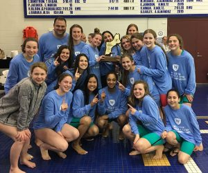 swim team champs