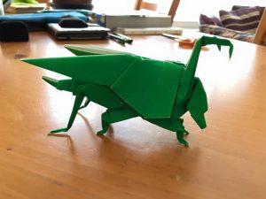 John Montroll's Grasshopper