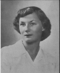 Elizabeth Steele Whitredge '50