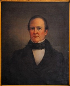 Samuel Williston in the 1840s