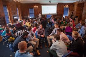 Diversity Conference 2014. Photo by Matthew Cavanaugh