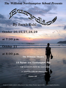 Eurydice Poster